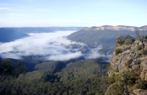 Echo Point Lookout (three Sisters), Blue Mountains National Park